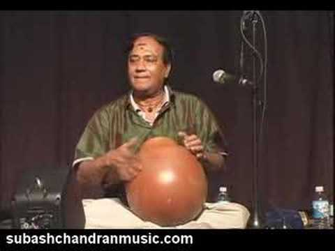 Vidwan T. H. Subhash Chandran